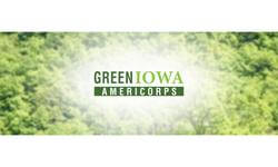 Green Iowa AmeriCorps's logo